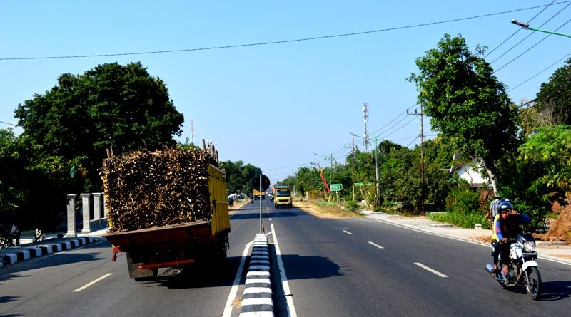 Twinroad Maospati-Sukomoro Disiapi Rp 2,2 Miliar